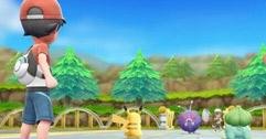 《精灵宝可梦皮卡丘》全153个大师训练师位置及区域视频分享