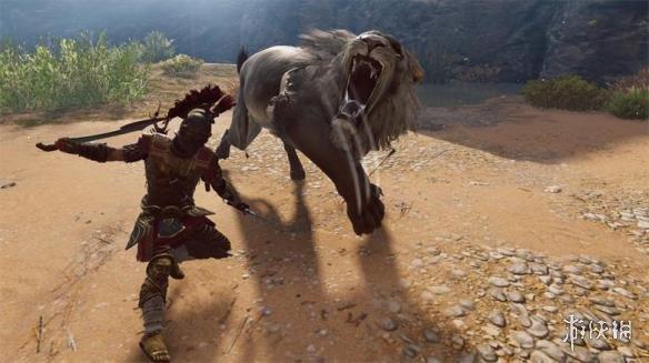 《刺客信条奥德赛》传奇狮子怎么打?涅墨亚传奇狮子懒人打法演示