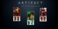 《Artifact》全英雄卡牌一览 全英雄专属技能分析