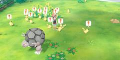《精灵宝可梦Let's Go伊布》初期怎么无限获得精灵球?初期无限获得精灵球攻略