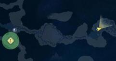 《古剑奇谭三》湖水岸迷宫走法及砍树位置地图分享