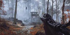 《战地5》最顺手的步枪挪威女神-约根森演示视频