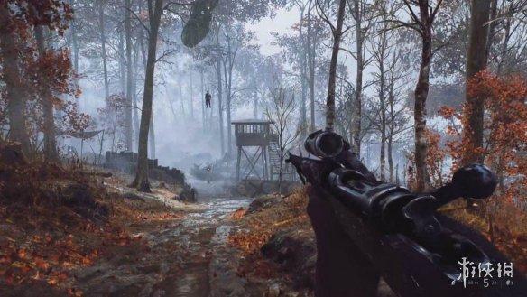 战地5最顺手的步枪是什么 战地5挪威女神-约根森演示视频
