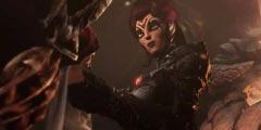 《暗黑血统3》三骑士出场及其战斗对比