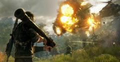 《正当防卫4》游戏视频娱乐向解说合集 上手体验视频分享【完结】