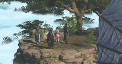 《古剑奇谭三》奇怪的树枝怎么研究 奇怪的树枝触发方法介绍