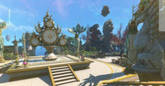 《古剑奇谭3》天鹿城建筑空中楼阁自建图文分享