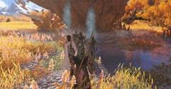 《古剑奇谭3》湖水岸怎么走?古剑三湖水岸解除阵法技巧视频