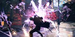 《鬼泣5》但丁武器技能介绍 但丁武器有哪些?