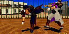 《审判之眼死神的遗言》格斗小游戏FIGHTING VIPERS招式表一览