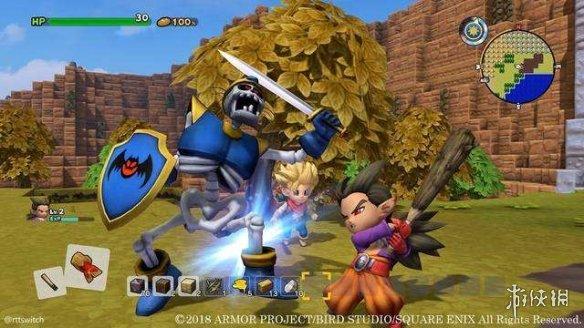 《勇者斗恶龙建造者2》双人模式怎么玩?双人模式玩法介绍
