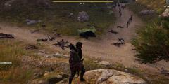 《刺客信条奥德赛》斯巴达战士流玩法教学 战士流战斗技巧分享