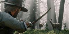 《荒野大镖客2》新手打猎需要注意什么?新手打猎注意事项分享