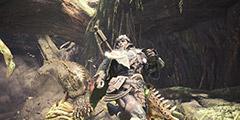 《怪物猎人世界》盾斧怎么打历战王炎王龙?盾斧打历战王炎王龙攻略