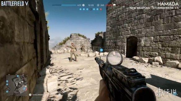 战地5mg34好用吗 战地5mg34武器评测视频分享