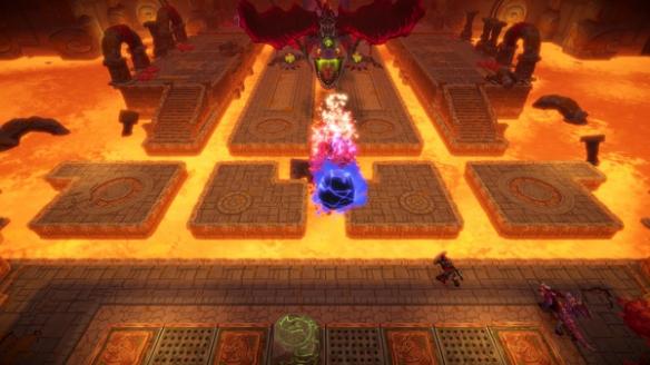 dragons: dawn of new riders - game screenshots at