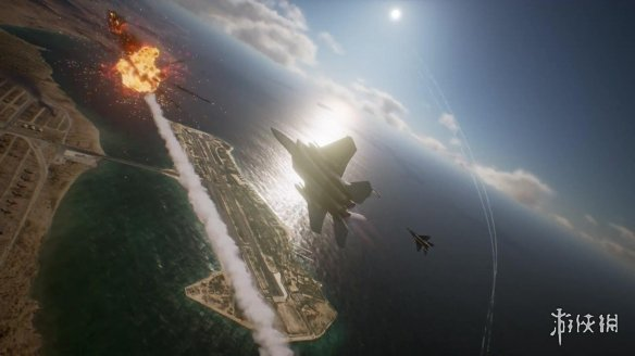 《皇牌空战7未知空域》多人模式怎么玩 联机模式混战心得