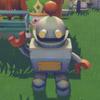 机器人雕塑