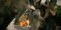 《皇牌空战7未知空域》一周目通关流程分享 全关卡打法攻略