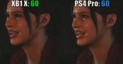 《生化危机2重制版》画面对比视频分享 画面效果哪个版本好?