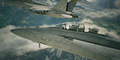 《皇牌空战7未知空域》战斗心得 战斗有哪些技巧?