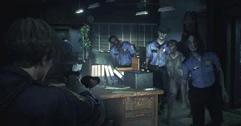 《生化危机2重制版》全密码+全档案+全背包等关键物品收集视频