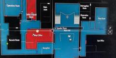 《生化危机2重制版》各地区地图物品分布一览 可收集物品都在哪?