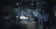 《生化危机2重制版》空走+出贴图邪道玩法视频分享 怎么空走?