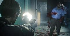 《生化危机2重制版》最终暴君空手无伤打法视频 最终暴君怎么打?