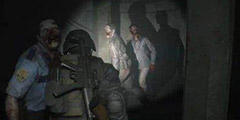 《生化危机2重制版》第四幸存者7分18秒通关视频 第四幸存者速通视频