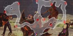 《噬神者3》pc版采集点在哪里 全地图采集点大全