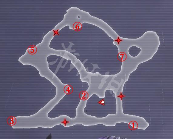 噬神者3pc版采集点在哪里 噬神者3全地图采集点大全
