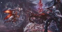 《鬼泣5》boss战斗实机演示合集 乌里森和阿耳特弥斯谁厉害?
