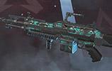 M600喷火轻机枪