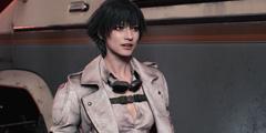 《鬼泣5》LADY角色背景介绍 LADY人设一览