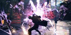 《鬼泣5》终极BOSS战视频分享 终极BOSS打法视频