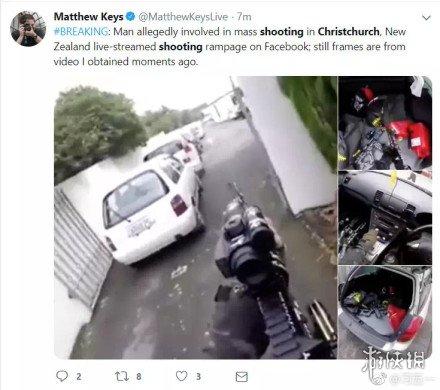 抖音新西兰枪击案是什么梗 新西兰清真寺枪击新西兰奥克兰市爆炸