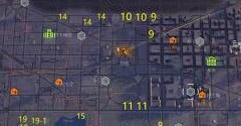 《全境封锁2》地下世界钥匙箱位置地图标注 地下世界钥匙箱在哪?