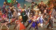 Fate/EXTELLA LINK》羁绊对话大全 全从者羁绊对话视频合集