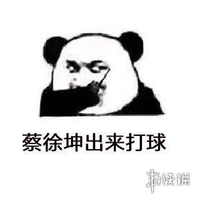 蔡徐坤沙雕表情包汇总 黑蔡徐坤打篮球表情包集锦大全