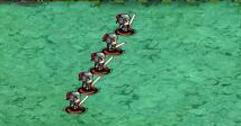 《吞食孔明传》虎伍阵法打最终战方法视频 虎伍阵怎么使用?
