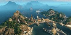 《纪元1800》怎么开船到新世界 旧世界的船开往新世界方法介绍