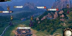 《全面战争三国》试玩流程分享 孔融玩法教程介绍