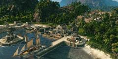 《纪元1800》岛屿布局 岛屿城市布局一览