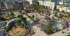 《纪元1800》城市造景布局视频教学分享 怎么建造好看城市?