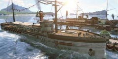 《纪元1800》船怎么快速前进 船只加速移动方法