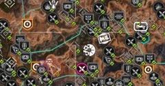 《狂怒2》全主线任务+支线任务位置地图汇总 支线任务在哪里?