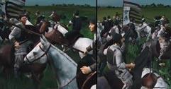 《全面战争三国》画面效果怎么样?低画质vs高画质对比视频