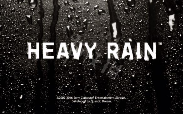 暴雨游戏什么时候上PC 暴雨PC版发售时间介绍