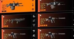 《全境封锁2》猛爪者天赋+狂战天赋+突击步枪配装图文心得